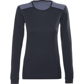 Norrøna Falketind Super Wool Shirt Women caviar black